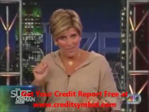 Fico Score and Credit Card Debt - Suze Orman