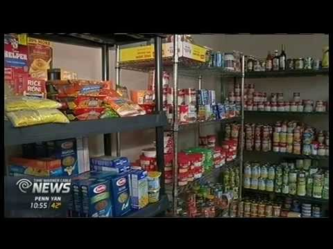 RIT on TV: FoodShare Program opens at RIT - TWC