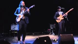 Matthew E. White - Take Care My Baby - live Munich 2015-04-29