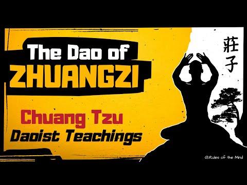 The Dao Of Zhuangzi ☯ Chuang Tzu Daoist Teachings.