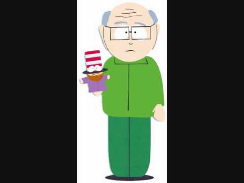 South Park Mr Garrison Merry F ing Christmas