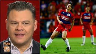 Chivas no van a ganar la Liga MX ni golearán en todos los partidos: Dionisio Estrada | Futbol Center