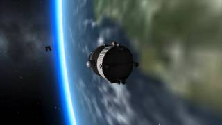 Apollo 5(ish) - Kerbal Space Program w/ Real Solar System