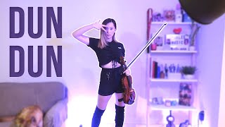 《Dun Dun》- EVERGLOW Violin Cover (+Free Sheets)