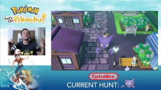 FOUND! | Half Odds Hunt for Shiny Haunter | Lets Go Pikachu! | Pokemon Tower