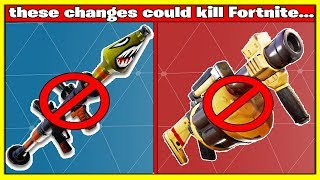 10 changes that Fortnite SECRETLY added! (No Way!)