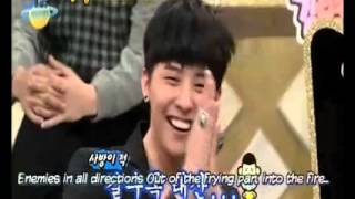 G Dragon said if he go to desert he will go with Yoona on strong heart - Stafaband