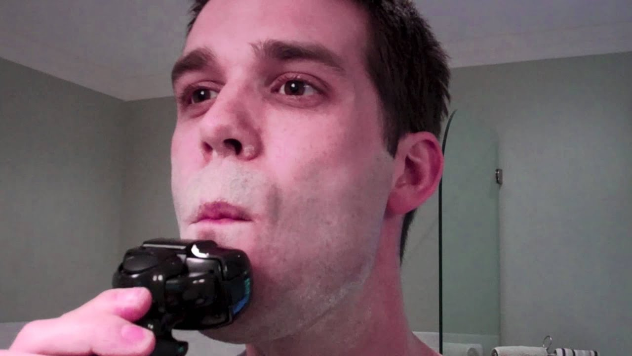 Remington Face Saver Pre Electric Shave Powder Youtube