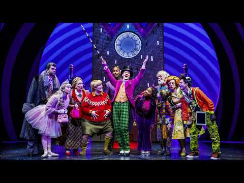 Charlie and the Chocolate Factory - Broadway Musical - What Could Possibly Go Wrong?