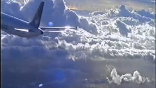 Ansett Australia Air to Air Footage