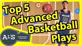 Top 5 Advanced Offensive Basketball Plays
