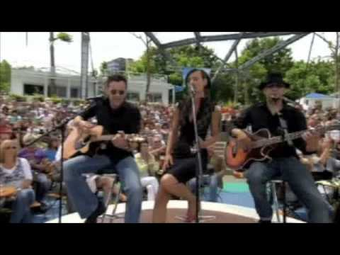 BELL BOOK AND CANDLE - Rescue Me unplugged im ZDF Fernsehgarten 2009