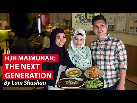 Hjh Maimunah: The Next Generation | CNA Insider