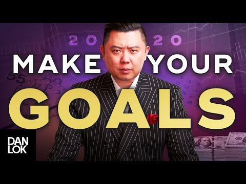 How To Hit Your Biggest Goals In 2020