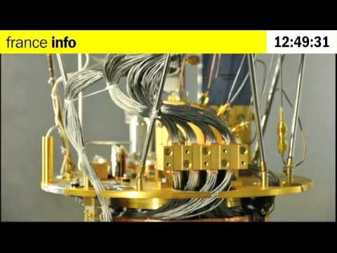 Google et la Nasa testent leur ordinateur quantique