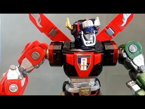 Mad Toys Infinity Gokin King of Beasts Review AKA 3rd Party Lion Voltron