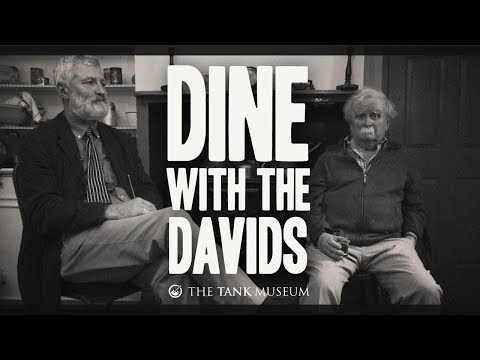 Dine With The Davids   The Tank Museum