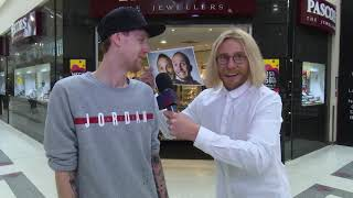 Jono and Ben dress up in disguise and find out what the people really think