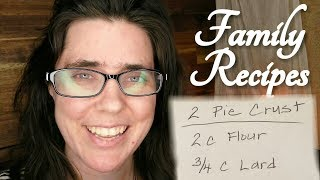 Sharing Your Delicious Thanksgiving Family Recipes ASMR