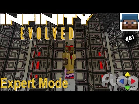 FTOG Expert Infinity #41 - Mega ME Automation
