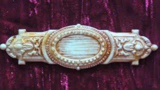 Faux Ivory Technique   Part 1