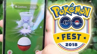 ¡¡¡TODO el Pokémon GO Fest 2018 desde DENTRO!!! [Keibron]