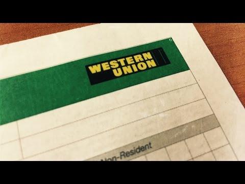 Cara Gunakan Western Union