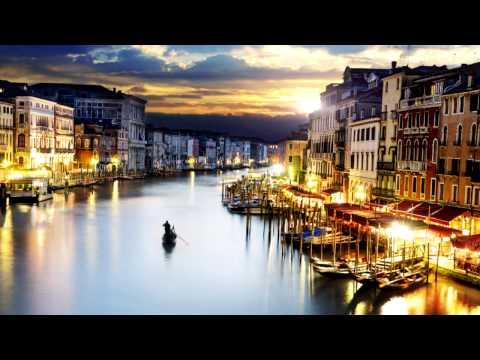 Italian Music  Venice Italy  Saxophone & Accordion Music