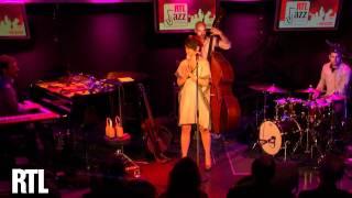 Gretchen Parlato - Holding  back the years en live sur RTL et en hd