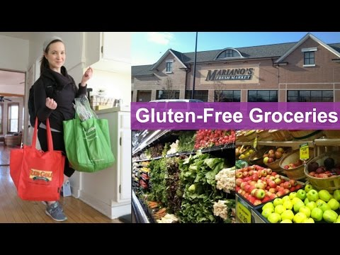GLUTEN-FREE Groceries on a Budget