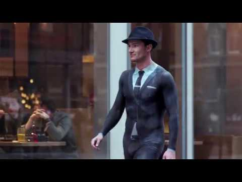 db6cef3b1d8 The Power Stretch Suit | High Performance | T.M.Lewin - YouTube