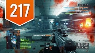 BATTLEFIELD 4 (PS4) - Road to Colonel - Live Multiplayer Gameplay #217 - 101 KILLS! MY NEW BEST GAME