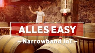 ALLES EASY | Was ist Narrowband IoT?