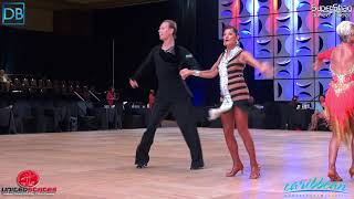 Comp Crawl with DanceBeat! USDC 2018! Pro Am Rhythm Winners!