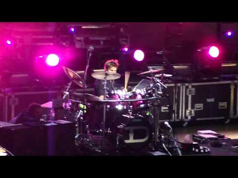 Duran Duran Roger Taylor on Drums