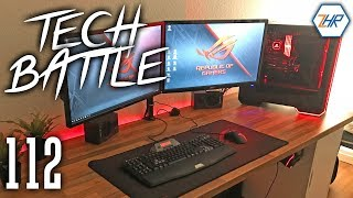Tech Battle Episode 112 - Krasser Gaming PC mit 13 Jahren!