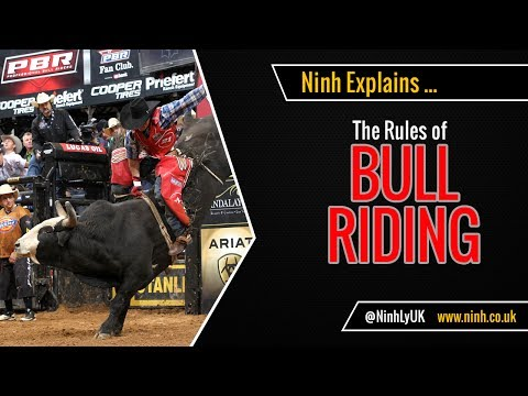 The Rules of Bull Riding (PBR) EXPLAINED!