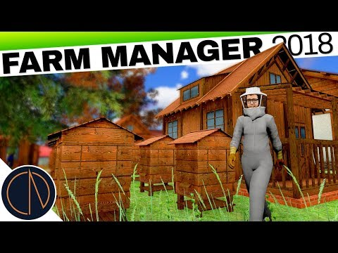 Farm Manager 2018 | OH, BEEHIVE! (#1)
