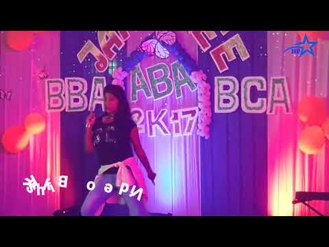 Beautiful Ding dang Dance By Aba college student . Must watch