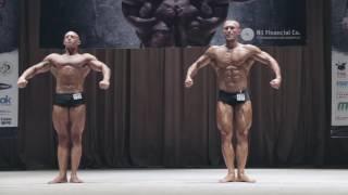 Чемпионат Украины UBPF 2015: АТЛЕТИКФИЗИК мужчины до 175 см