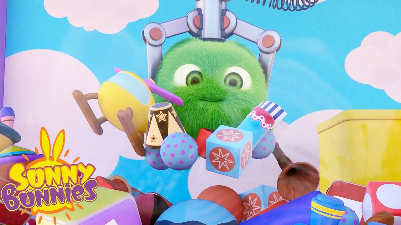 Download SUNNY BUNNIES - Too Many Toys   Season 3   Cartoons for Children