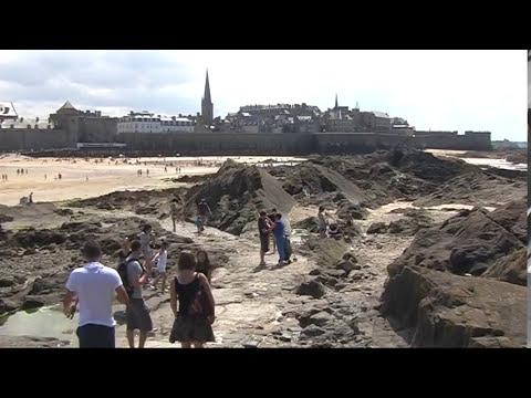 Saint Malo. France.