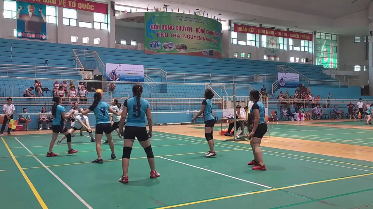 BK Bóng chuyền hơi nữ (Phú Bình - Thành Phố TN), Giải bóng chuyền hơi Thái Nguyên,
