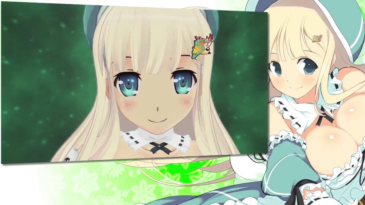 PS4 Senran Kagura: Estival Versus - Ayame DLC (Unofficial