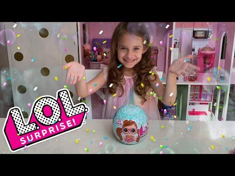 L.O.L surprise #HairVibes / Распаковка Лол Сюрприз / Алинка и Темка  Twins