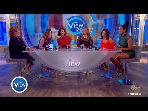 Jada Pinkett Smith, Queen Latifah, Regina Hall & Tiffany Haddish Talk 'Girls Trip'   The View