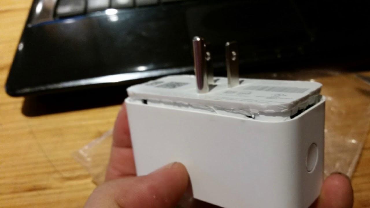 Amazon Smart Plug teardown pictures series