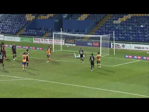 Mansfield Scunthorpe Goals And Highlights