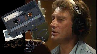 Johnny Hallyday, enregistré en train de dicter son testament : la preuve qui va tout changer