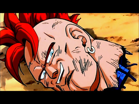 Dragonball Z - Android 16s Last Words